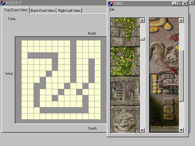 Eep² - Tomb Raider Level Editor - Unofficial Level Editors